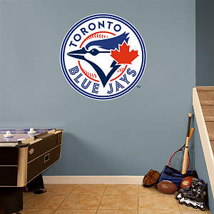 Toronto Blue Jays Logo Fathead Wall Decal